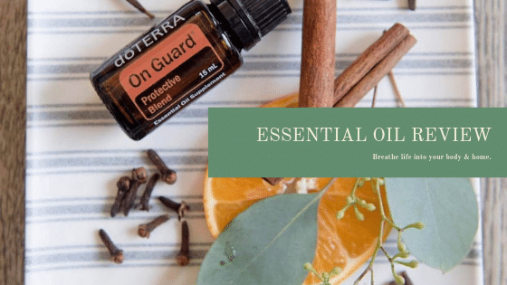 on guard cleaning essential oils